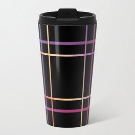 Geometric patchwork12 Travel Mug