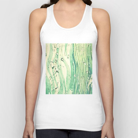 Old Wood 02 Unisex Tank Top