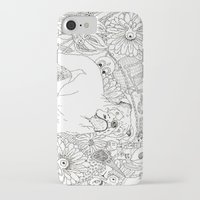 trippy iPhone & iPod Cases featuring Trippy by Kandus Johnson