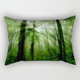 Joyful Forest Rectangular Pillow
