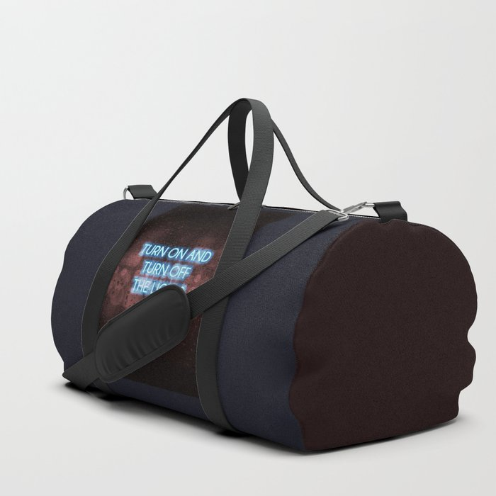 Neon - Turn on and off Duffle Bag