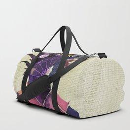 Pineapple Brocade I Duffle Bag