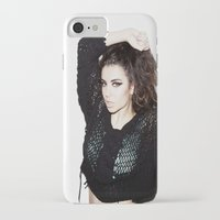 charli xcx iPhone & iPod Cases featuring What I Like ~ Charli xcx by Michelle Rosario