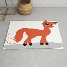 My little fox Rug