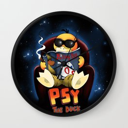 Psyduck Wall Clock