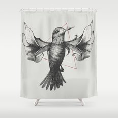 Beautiful Coexistence Shower Curtain