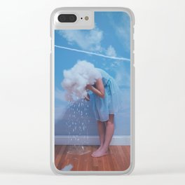 maladaptive daydreaming Clear iPhone Case