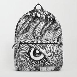 Fierce Owl Backpack