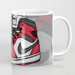 Jordan1-OG Chicago Coffee Mug