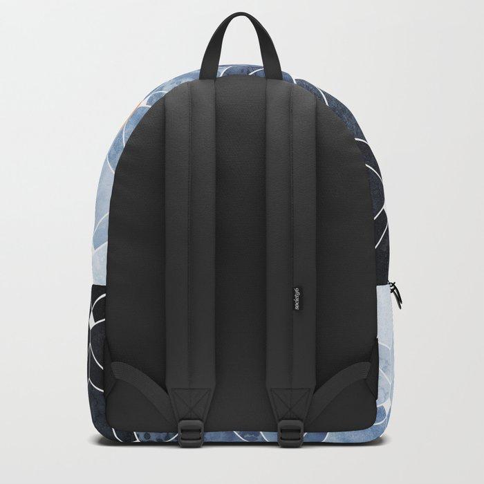 Copper Diamonds Backpack