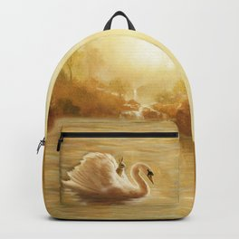 Isabella and the Swan Backpack