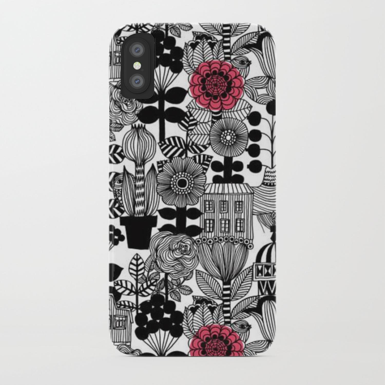 timeless design c3135 691ff Marimekko Piece iPhone Case