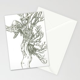 I grew this so you would visit. Stationery Cards