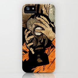 Leroy And The Five Dancing Skulls Of Doom iPhone Case
