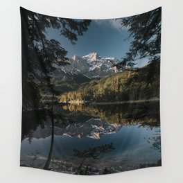 Lake Mood - Landscape and Nature Photography Wall Tapestry
