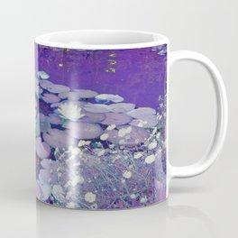 Purple Lake Dreaming Coffee Mug
