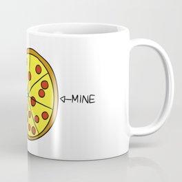My Pizza, My Rules Coffee Mug