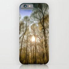 The Forest Sunset Art Slim Case iPhone 6s