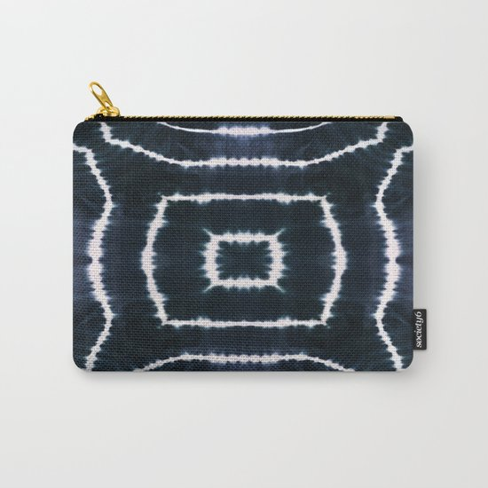 CASTLE OF GLASS - INDIGO Carry-All Pouch