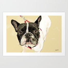French Bulldog II Art Print