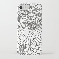 sketch iPhone & iPod Cases featuring sketch by Natasha79