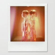 Doubles Canvas Print