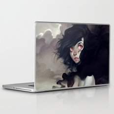 Dark Clouds Laptop & iPad Skin