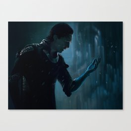 Loki #1 Canvas Print