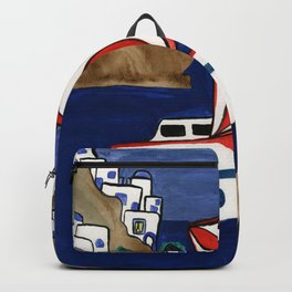 Journey to Greece Backpack