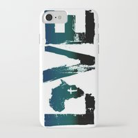 reading iPhone & iPod Cases featuring Reading by Michaëlis Moshe