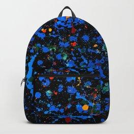 Blue Noir Backpack