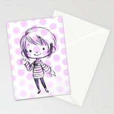 Chibi Momo Stationery Cards