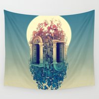 poland Wall Tapestries featuring Within by FalcaoLucas