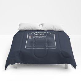 Todo List Comforters