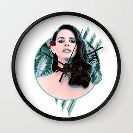 Tropico Wall Clock