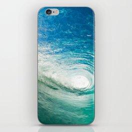 Wave Tube iPhone Skin