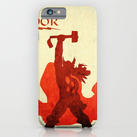 The Avengers Thor iPhone & iPod Case