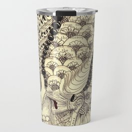 Day of the Dead - He Travel Mug