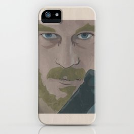 Ragnar Lothbrok from Vikings iPhone Case