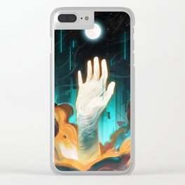 Reach Clear iPhone Case
