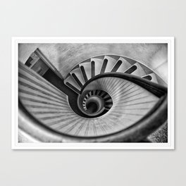 Architectural Eye Candy Canvas Print