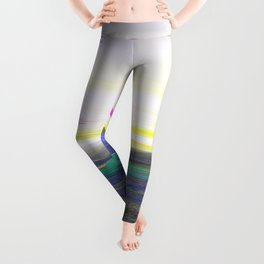 Glitched out Leggings