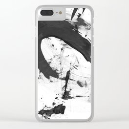 B + W Strokes 6 Clear iPhone Case