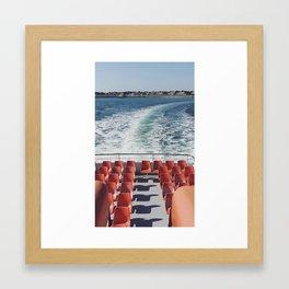 Island Queen Framed Art Print