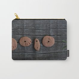 Free like a bird Carry-All Pouch