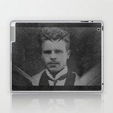Hermann Rorschach Lines Laptop & iPad Skin