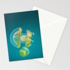 Jellyfish Dance Stationery Cards