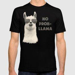 No Problamma Lamma T-shirt