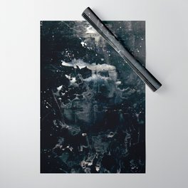 Pale Figure Wrapping Paper
