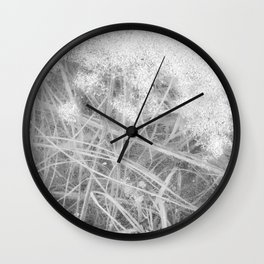 Transparency 2 Wall Clock